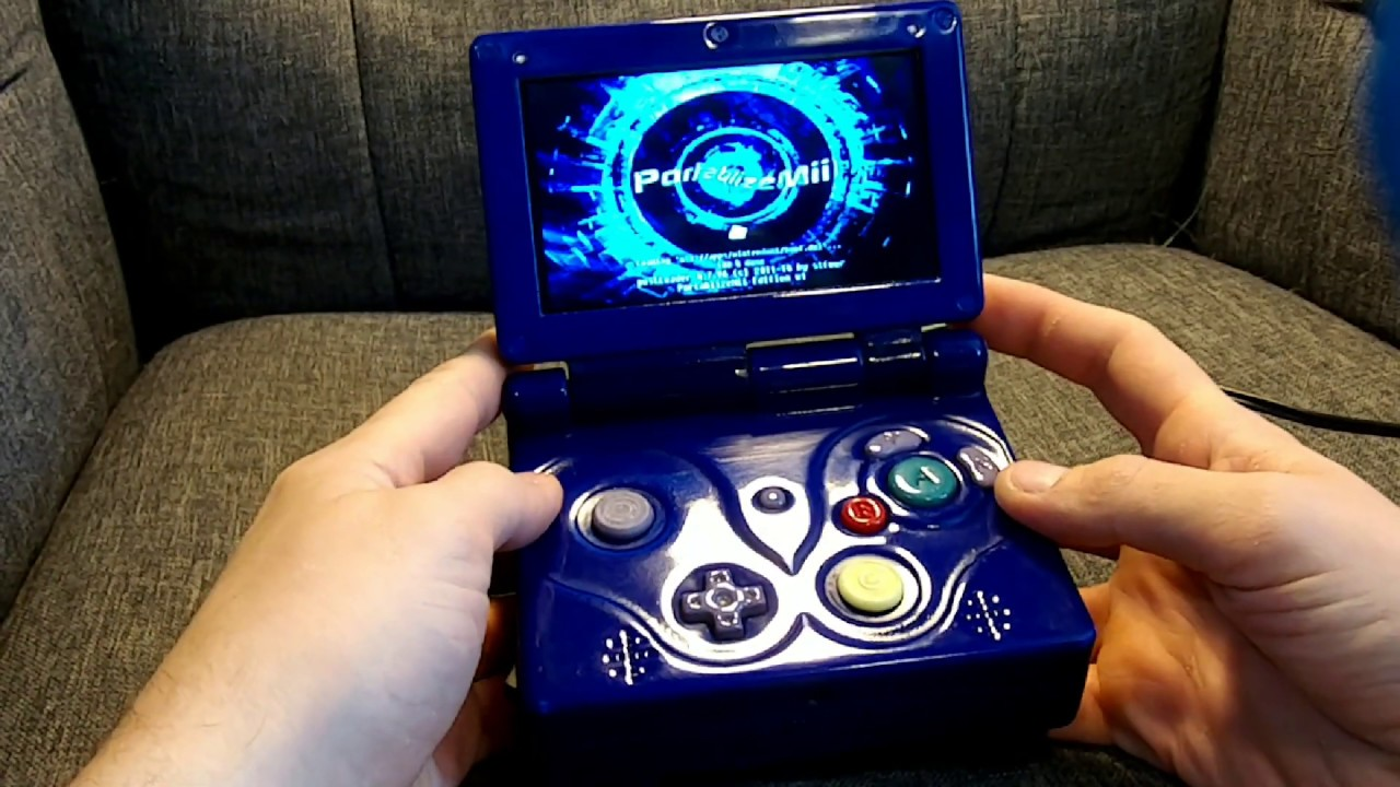 Hardware modder stuffs a Wii and GameCube into a portable - Polygon