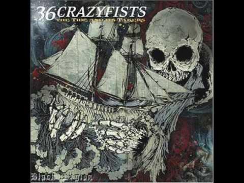 36 Crazyfists Left Hand Charity