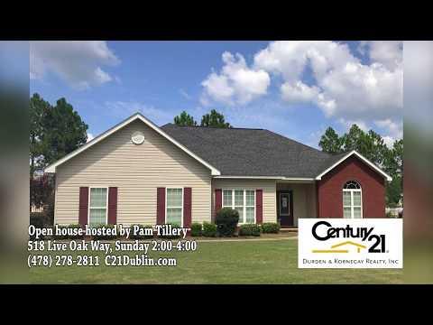 Century 21 Open House - 518 Live Oak Way