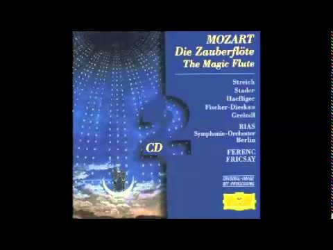 Mozart, Die Zauberflote, Fricsay