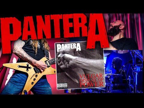 PANTERA - A NEW LEVEL Cover by Mario, Delta & Ola