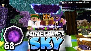DAS BESTE ITEM ZUM TROLLEN! DAS TRAGBARE LOCH ✪ Minecraft Sky #68 | Paluten