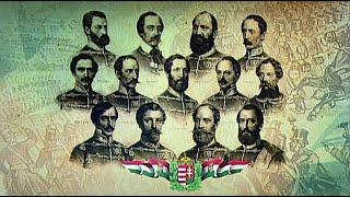Nemzeti gyásznap - Az aradi vértanúkra emlékezik a magyarság