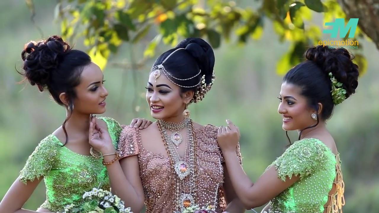Modern Kandyan Shoot