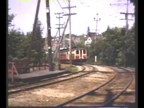 BCER Interurban - Downtown Vancouver to Marpole