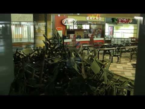Downtown Ottawa Rideau Centre Food Court Closes