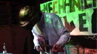 "Mechanical River - ""Pomelos"" - Legion Bar - Brooklyn, NY - 2.28.13"