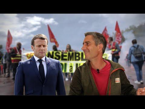 #BDR79 : Eh, Macron, ils sont où dans le plan de relance ?