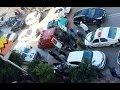 Braquage d une banque Tanger fevrier 2014 طنجة  فيديو الكامل لعملية السطو على ناقلة الأموال
