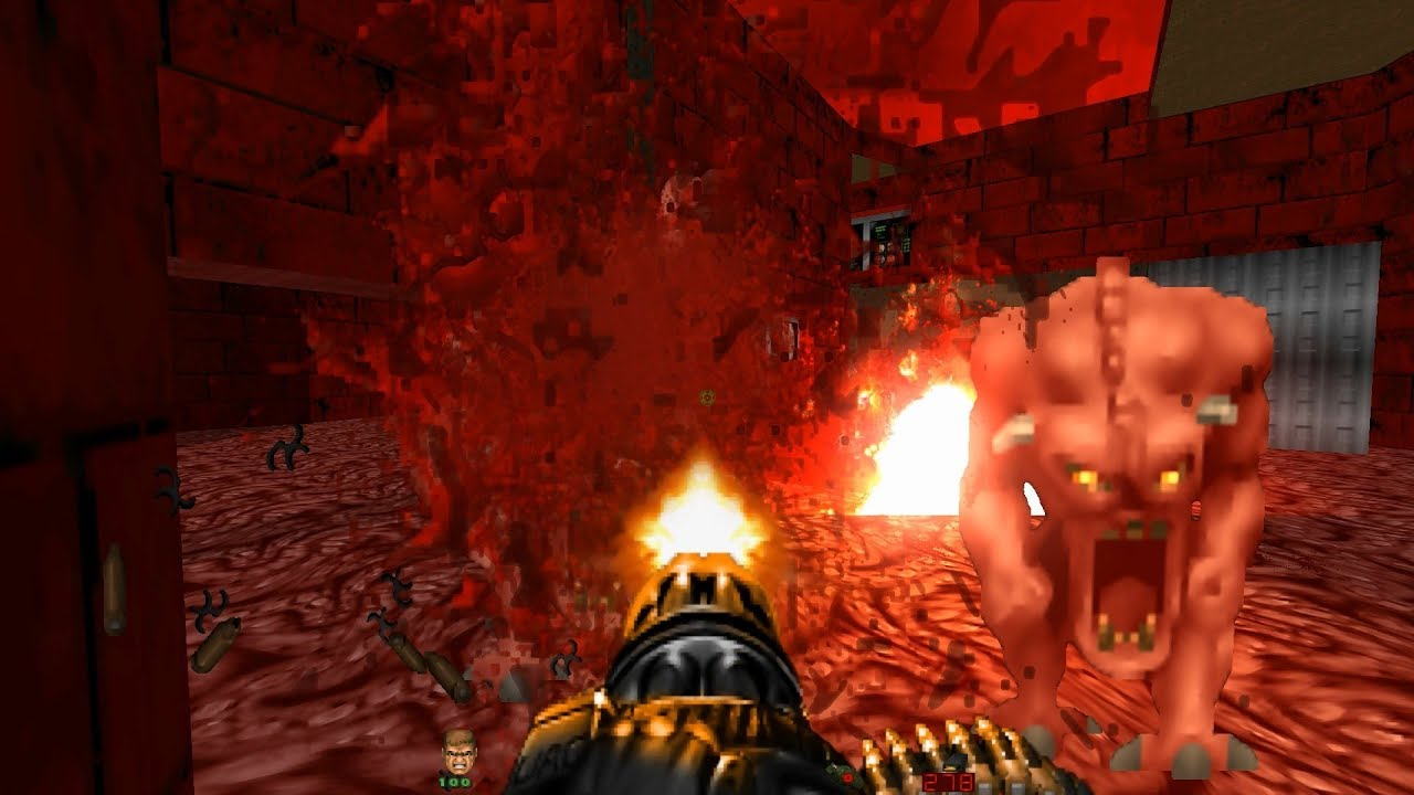 Brutal Doom Version 21 RC2-B beta available for download, full