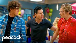 Saved by the Bell   Slater Talks to Zack and Jessie's Sons About Toxic Masculinity