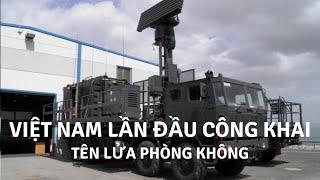 Tên lửa phòng không SPYDER Việt Nam lần đầu công khai | Tin Quân Sự