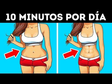 ejercicios para quemar grasa adelgazar