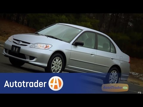 2001-2005 Honda Civic - Sedan | Used Car Review | AutoTrader