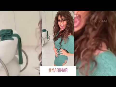 Thalia bailando MARIMAR