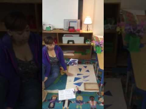 N. Hunt Belfair Montessori School Student Choice Lesson