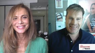Conversations at Home with Lena Olin and Tom Dolby of THE ARTIST'S WIFE