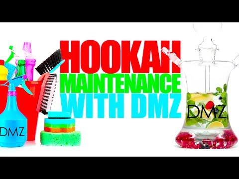 Hookah Maintenance: Cleaning your Hookah (2017)