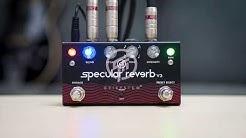 Specular Reverb V3 - a Brief Demo