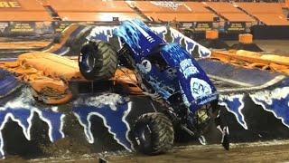 Monster Jam All Star Challenge 2019 FULL SHOW - SATURDAY - Racing (Vegas) - Freestyle - 10/12/19