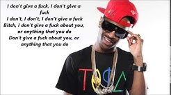 Big Sean I Don't Fuck With You Lyrics
