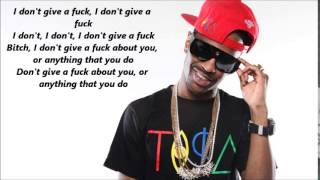 Video Big Sean I Don't Fuck With You Lyrics download MP3, 3GP, MP4, WEBM, AVI, FLV Januari 2018