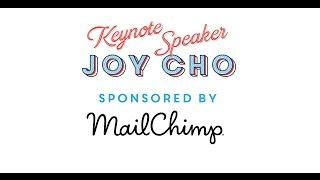 Joy Cho Blogtacular Keynote