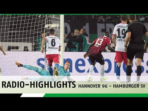 Radio-Highlights | Hannover 96 - Hamburger SV