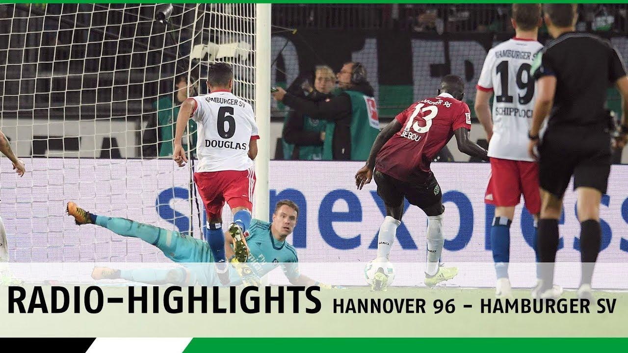 Radio Highlights Hannover 96 Hamburger Sv Youtube
