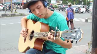 Video Harlem Yu - Qing Fei De Yi ( OST Meteor Garden ) fingerstyle download MP3, 3GP, MP4, WEBM, AVI, FLV Maret 2018