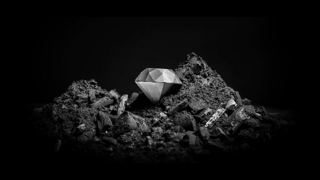 Sandvik creates first 3D printed diamond composite