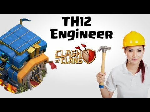 TH12 Engineer Base   Clash of clans INDIA