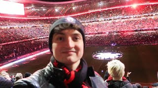 FC Bayern München - FC Liverpool | Champions League Stadionvlog | ViscaBarca