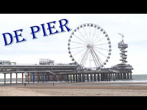 Visit De Pier Scheveningen - The Pier SkyView // DenHaag - Netherlands