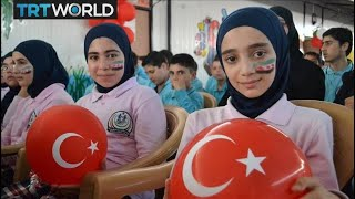 The War in Syria: New programme helps integrate Syrians in Turkey