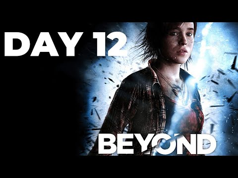 Beyond: Two Souls Walkthrough Gameplay Day 12 The Dinner / Night Session / Mission / Old Friends