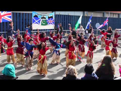 Bhangra Dancing - Parkinson Lane Community Primary School