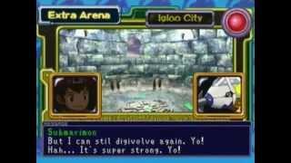 Digimon Digital Card Battle Part 36: Shakkoumon: NOT a Hermit Persona