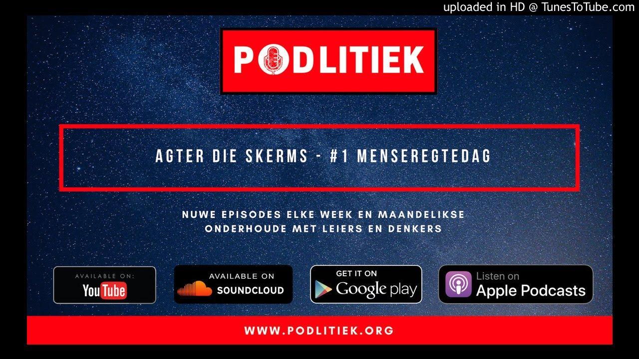 Download Agter die Skerms - #1 Menseregtedag