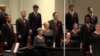 "USC Thornton Chamber Singers: ""In Your Light"" by Daniel Elder"