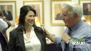 "The Funny or Die West Wing Reunion Making Of ""Walk & Talk"""