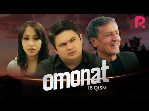 Omonat (o'zbek serial) | Омонат (узбек сериал) 18-qism #UydaQoling