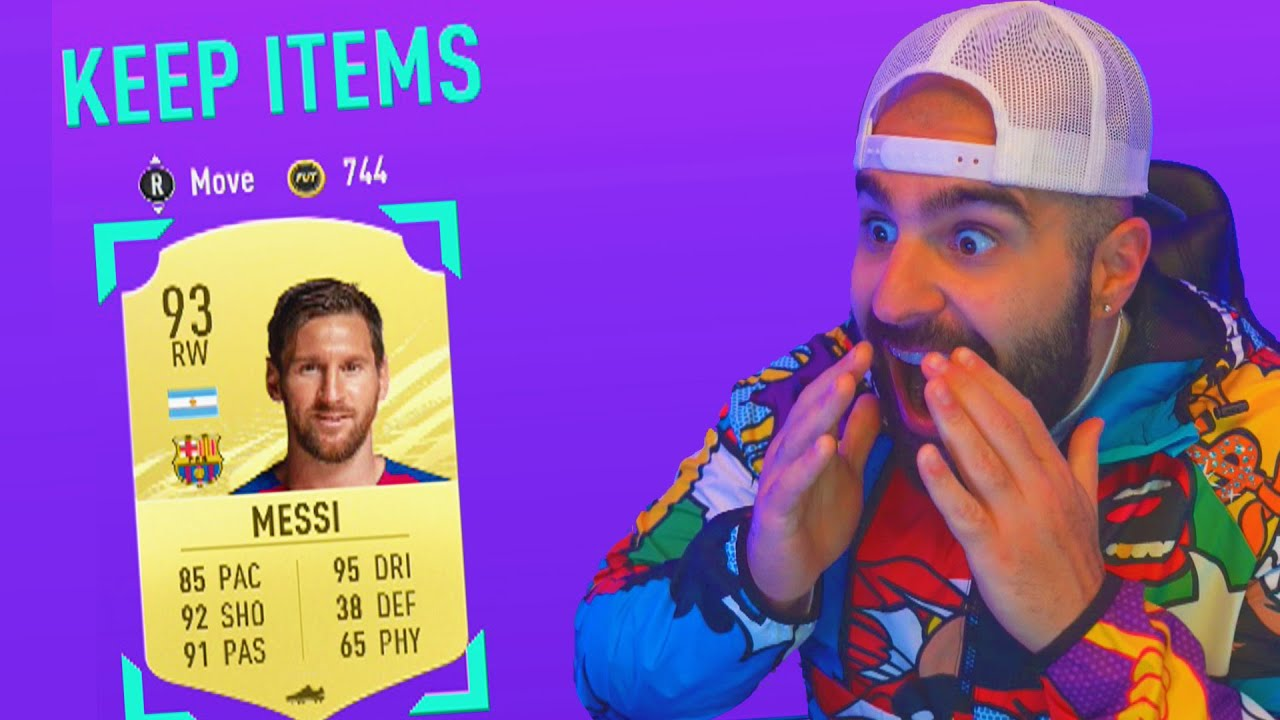 I SNIPED THE CHEAPEST MESSI EVER!! FIFA 21 Ultimate Team