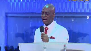 Bishop Oyedepo @ Unveiling your new dawn heritage Shiloh 2017 Day 2 Evening, December 06, 2017