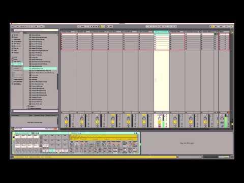 drum machine ableton