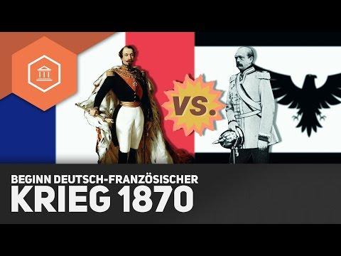 Der Ausbruch des Deutsch-Französischen Krieges 1870 - Die Einigung Deutschlands durch Blut und Eisen
