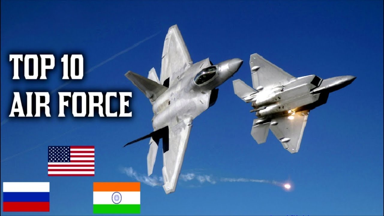 Top 10 Air Force In The World 2018   Strongest Airforce In ...