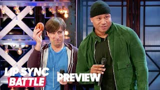 "Jason Schwartzman Performs Billy Joel's ""We Didn't Start the Fire"" 🔥 Lip Sync Battle Preview"