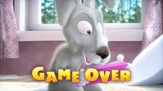 Маша и Медведь    Game Over (Трейлер)