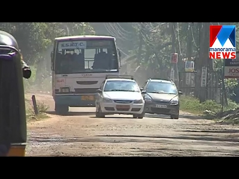 Thiruvalla Ambalappuzha road needs immediate maintenance | Manorama News